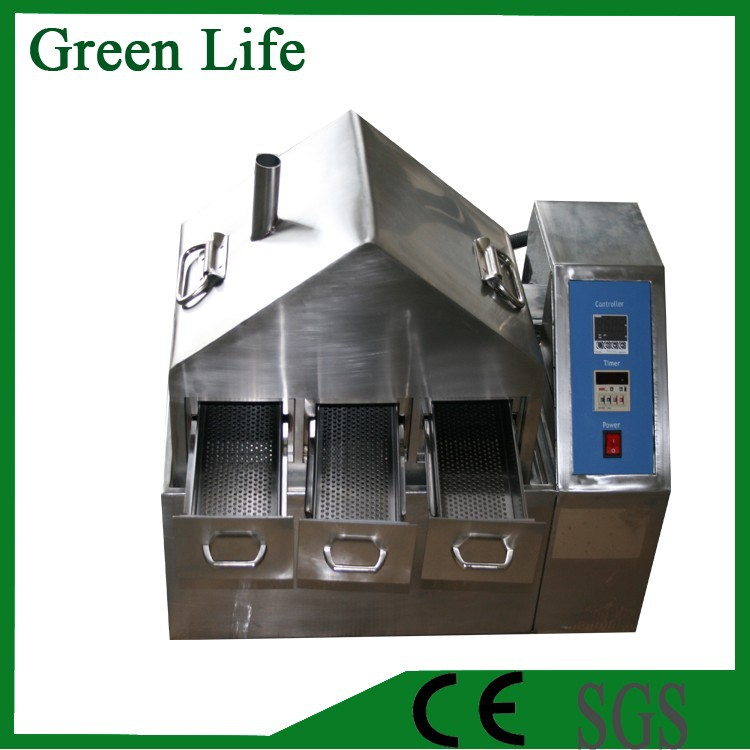 stainless steel accelerated hot air heating steam aging tester/chamber/machine for motorcycle accessories/auto parts