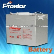 high quality 12v 80ah starting dry-charged lead-acid battery