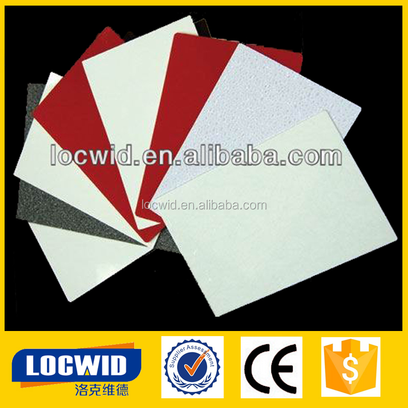colored plastic sheeting,FRP Gel coat colored sheet
