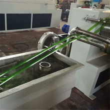 plastic extruder machine / PET packing belt machinery / PET PP strap band production line