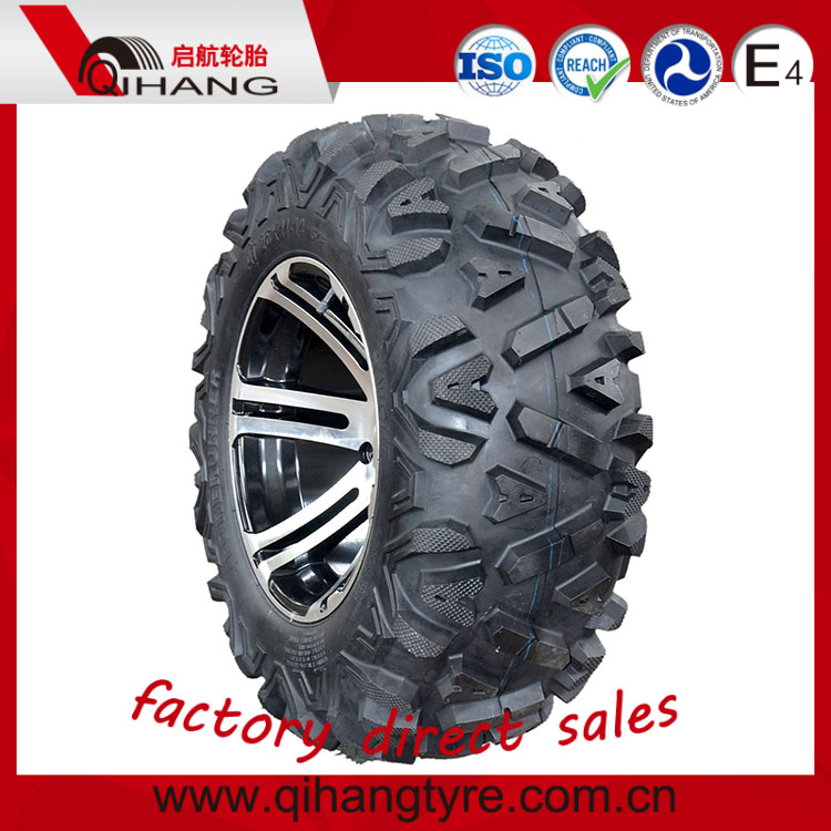 CHINA MANUFACTURER 26X9-12 KNIGHT PATTERN HIGH QUALITY CHEAP PRICE ATV TIRE FOR QUAD BIKE ATV tire