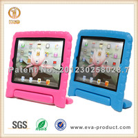Case for ipad Air/ for ipad 5, shockproof EVA foam table case with convertible stand & handle for kids