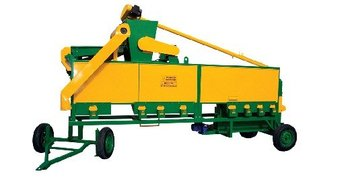2 ton/hour Capacity Seed Cleaner ( Selector )