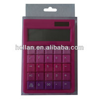 Mini Pink Scientific Calculator for Kids