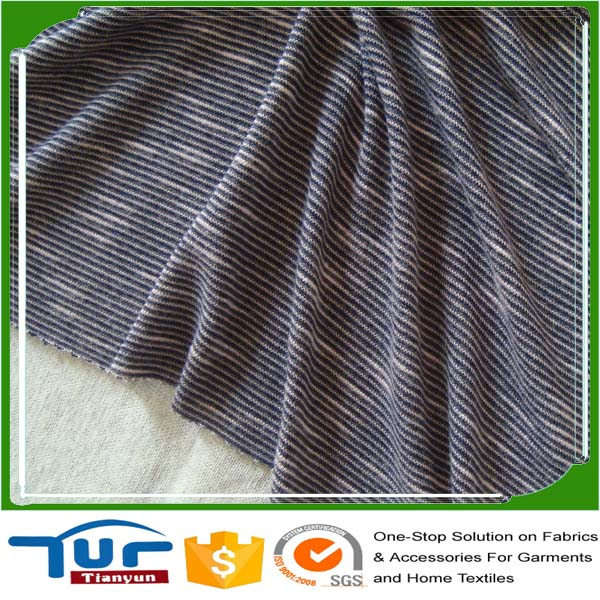 hot sales knitting mill free sampling china customized vintage knit fabric