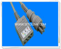 Colin BP88S 6 Pin ECG Trunk Cable Manufacture in ShenZhen