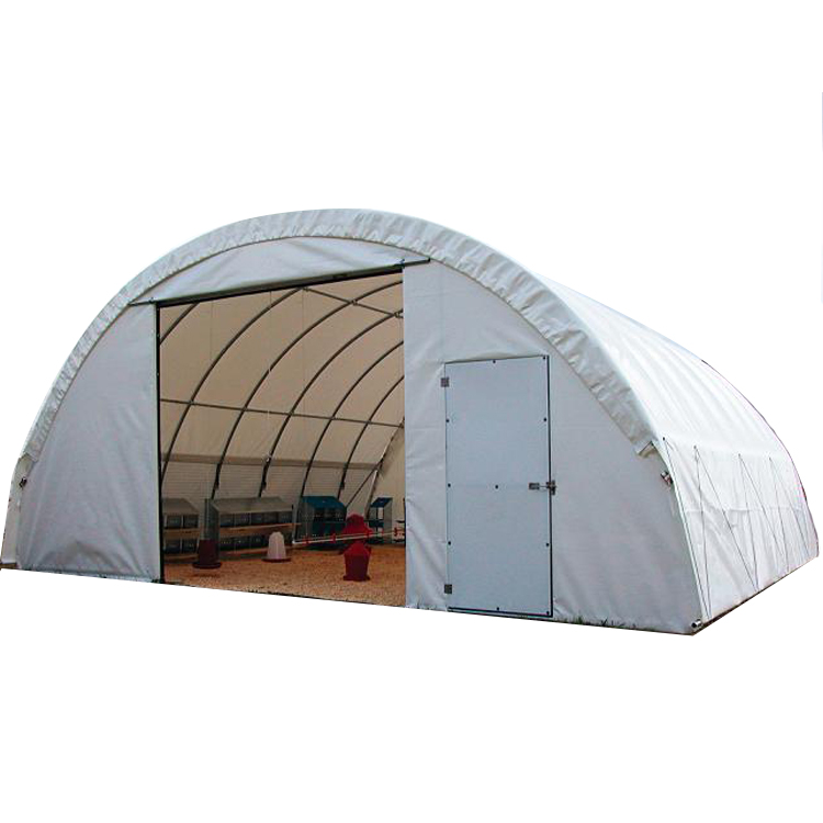 top grade outdoor motorcycle dome container shelters