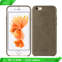 Top Leather Cell Phone Case for iPhone 6 and iPhone 6s and iPhone 6 Plus