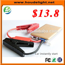 safe Car Jump Starter Battery Booster Charger start the motorcycle and cars