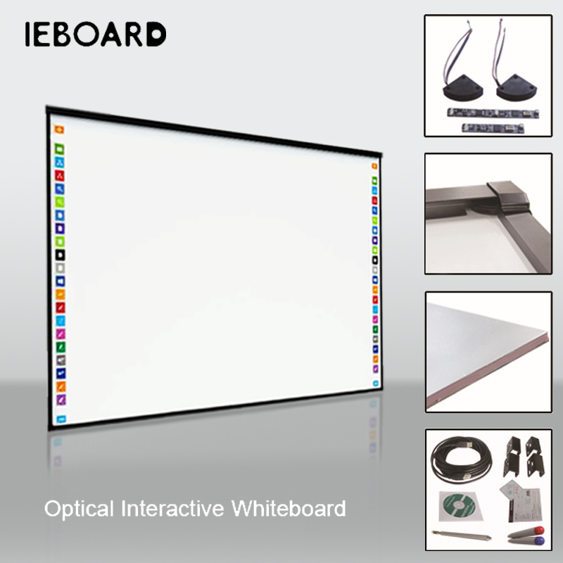 Electronic screen , education used 103 inch school interactive electronic whiteboard touch screen