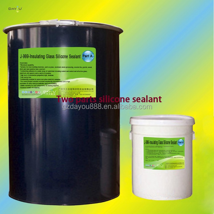 JY999 Two component neutral structural silicone sealant for curtain wall