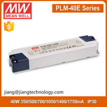Meanwell PLM-40E-1050 1050mA Power Supply LED Transformer 40W