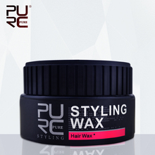 Professional hair styling products hair wax for men