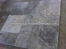 Silver Travertine - Pattern Set x 30 mm - dry photo - volume 3