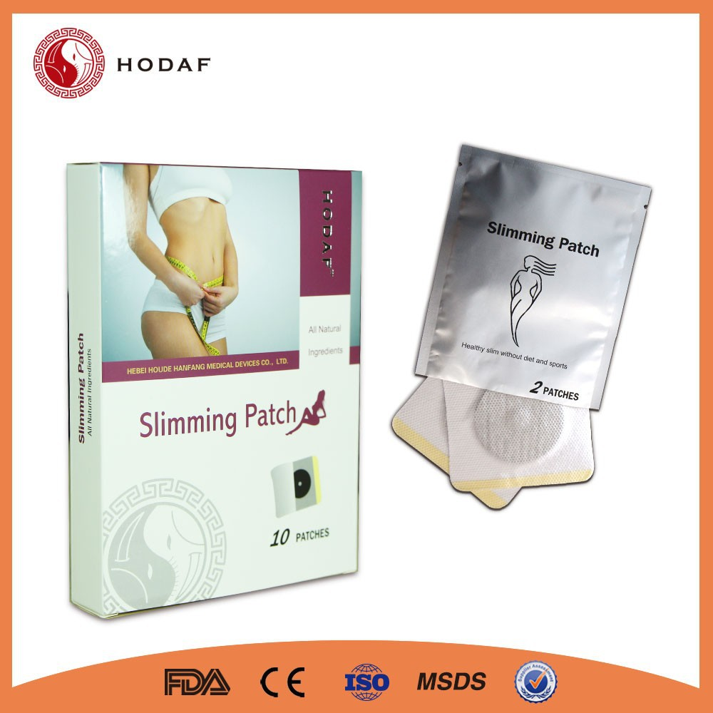 healthy diet body natural herbal slimming patch