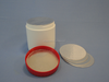 Plastic Jars with Aluminium Foiled Cap