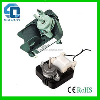 Modern newest electrical andiron shaded pole motor