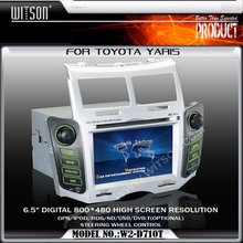 WITSON Car DVD,Special Car DVD, Special Car DVD Player For TOYOTA YARIS