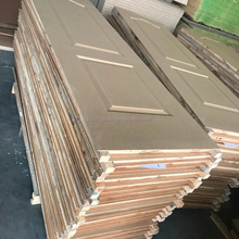 China good mdf door/model pressing wooden door / classic hdf door