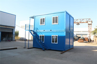 dismountable welldesigned prefab cabins container