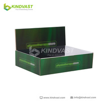 new product wholesale blank greeting cards and envelopes display box,goods storage box