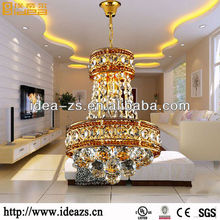 modern crystal chandelier crystal ball creative pendent light