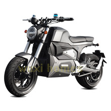 High Speed M6 Electric Motorcycle 72V Electric Bicycle 5000W 2500W