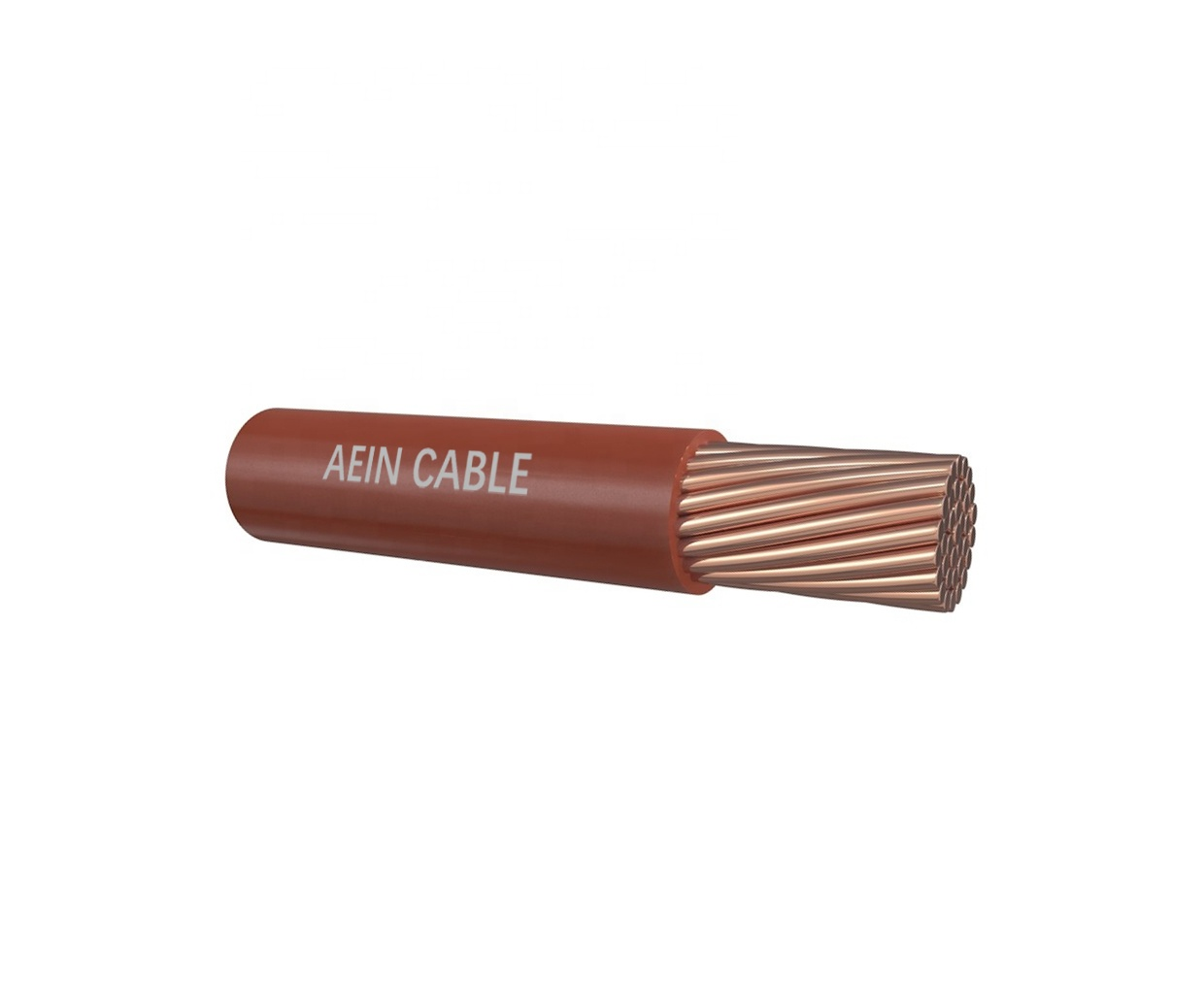 Flexible Copper Conductor CE certification <strong>H07V</strong>-<strong>K</strong> red wire <strong>cable</strong> Building Wire120mm2