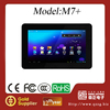 Android Tablet Navigation GPS with 7 Inch Capacitive touch screen and FM Transmit