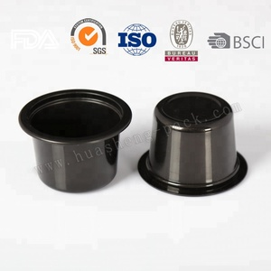 46mm Disposable empty food grade coffee k cup for sealing