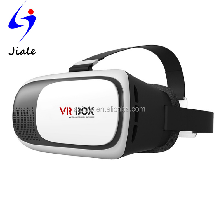 2016 Newest VR 46 Box Glasses Competive Price Free Shipping Focal Virtual Reality 3D Video Glasses For Smartphone Quality Assur