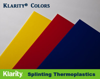 Low Temperature Thermoplastic Splinting Material Thermoplastic Sheet