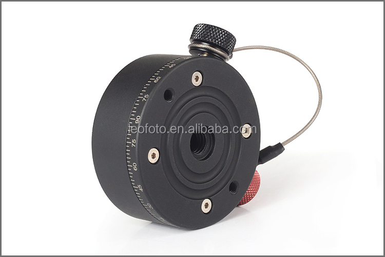 Camera Indexing Rotator-Leofoto DH-64