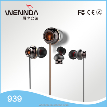 hot sale low price flat cable earphone&earbud with mic for iphone