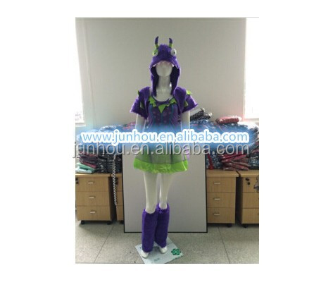 sexy hot girl elsa Carnival Adult Hot Sale Fancy Purple animals Carnival Party Suit Wear Sexy Women Carnival Suit fancy dress