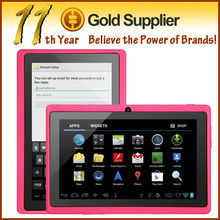 7inch Allwinner A13 Tablet Q88, multi touch 512mb 4gb tablet pc Q88