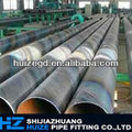 "Sprial Steel Pipe/tube 24""/Large OD sprial welded tube A53GR.B"