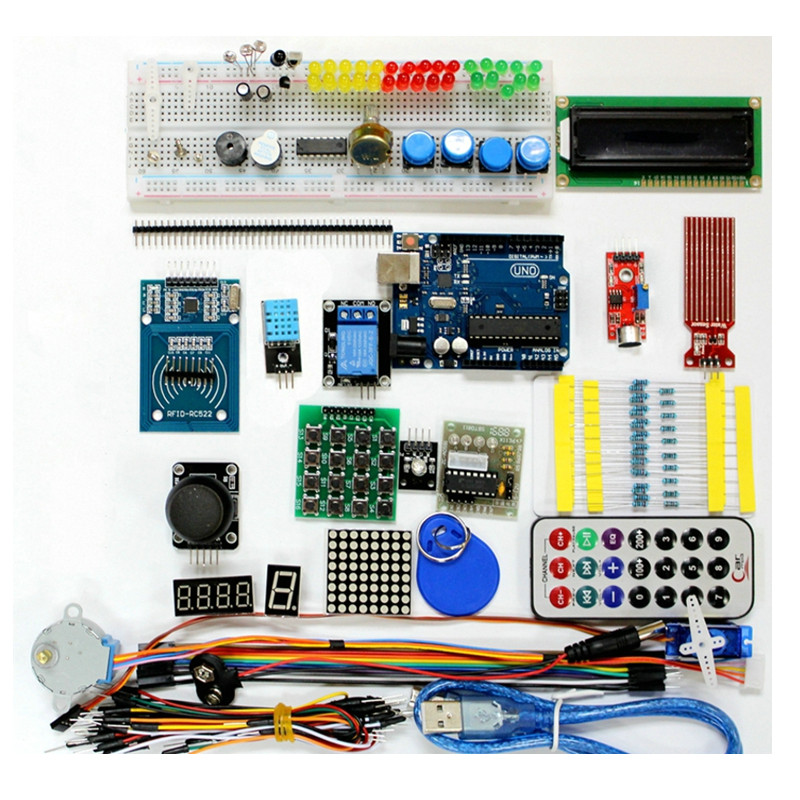 RFID Learning Starter Kit for UNO R3 Upgraded Version Learning Suit New