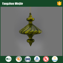 Weijie stained glass ornament of christmas decoration