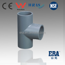 ERA SCH40 UPVC Pipe Fittings With NSF Certificate