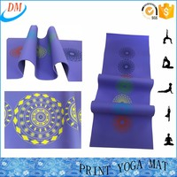 Thickness 12Mm Digital Printed Pvc Yoga Mat Printing Machine
