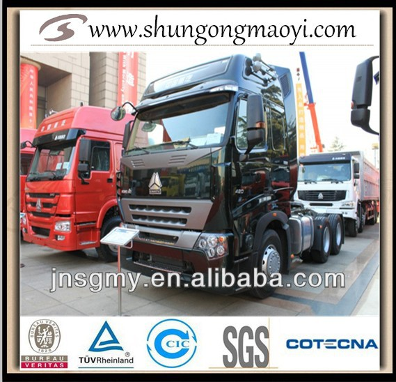 2014 new china 20 ton tractor truck for sale