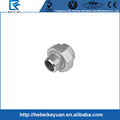 hot sale stainless steel pipe fitting welding union BW