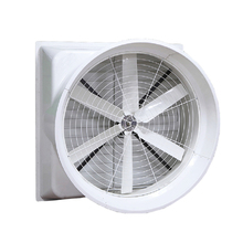 Workshop exhaust equipment warehouse roof top wall mount portable ventilation fan