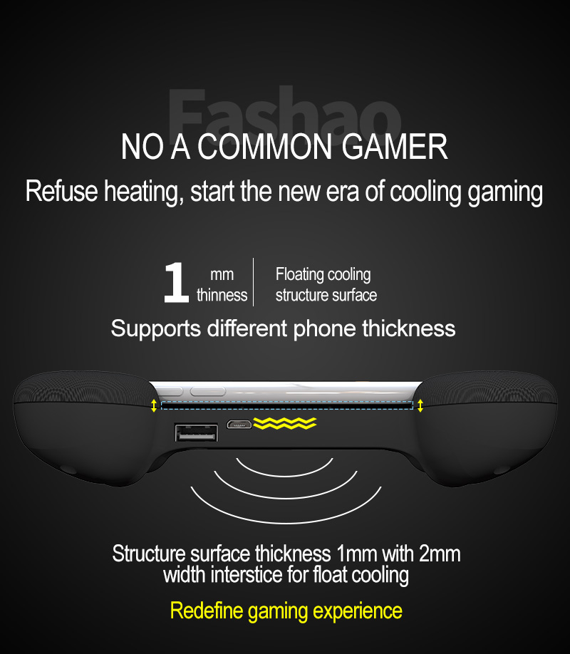 Wireless charging /power bank gamepad pc joystick game to phone for pad/mobile
