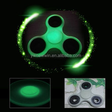 Coloful Hand Spinner Toy , 2017 Newest Release Stress Fidget Spinner can grow in the dark