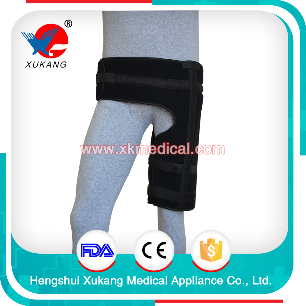 Comfortable elastic Hip Joint Support black fits right and left Hip Joint Support passed CE&FDA
