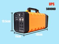 Indoor And Outdoor Easy Use Multifunction Portable UPS Power Supply