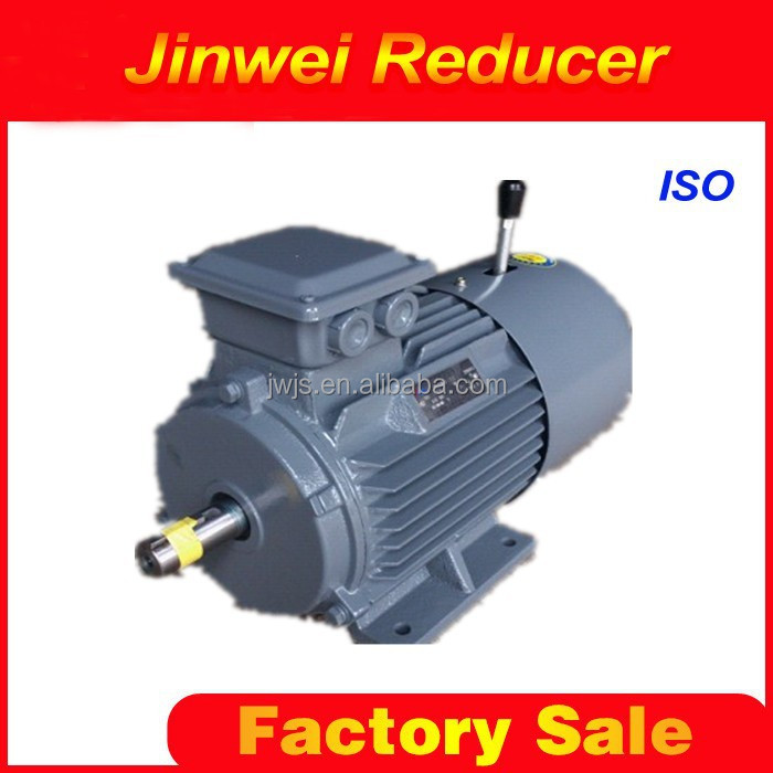 Electric gear reduction motors with factory price buy for Electric motor with gear reduction