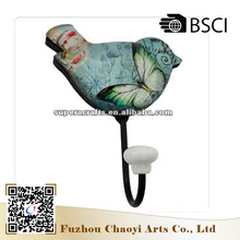 Factory supplier cheap price fashion Home decoration single wall hook